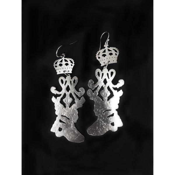 maria antonietta orecchini black 900