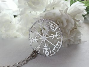 vegvisir summer shadow rose