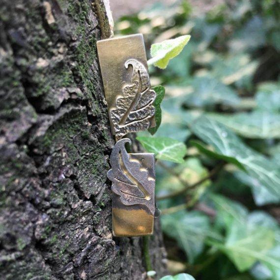 oak vintage golden 900