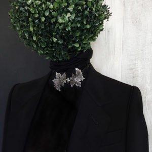 papillon acanthus indossato