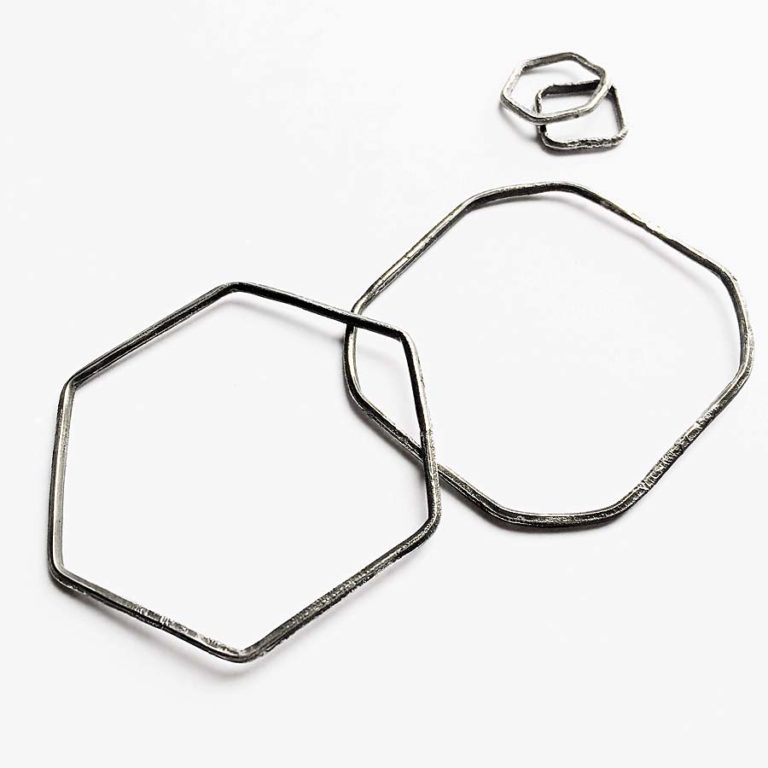the grid hexa rounded square