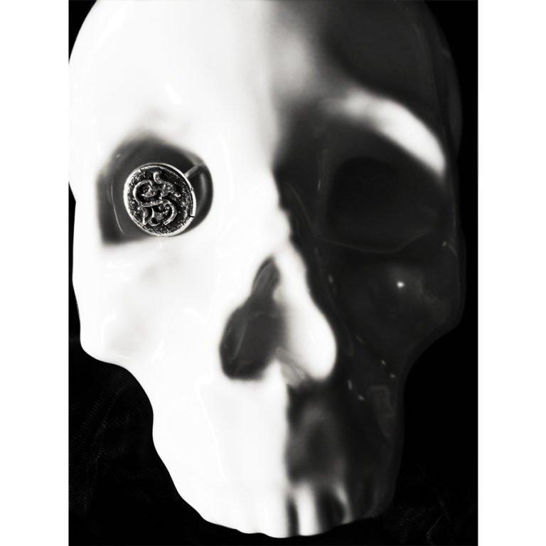 the seal skull eye