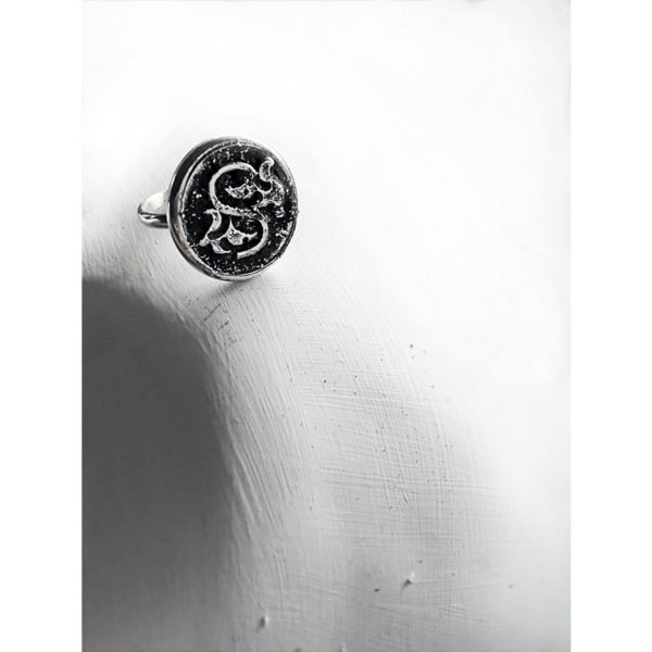 the seal silver ring