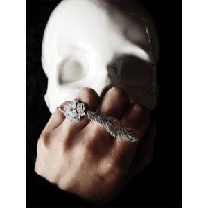 ink ring skull 900