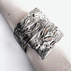 silver skin arm 900