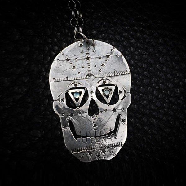 silverstars skull black 900